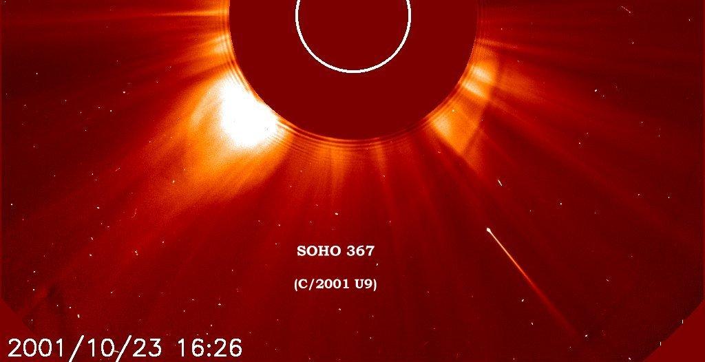 SOHO - Mission autour du Soleil Soho367_C2