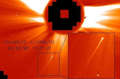 SOHO - Mission autour du Soleil Soho48_C2